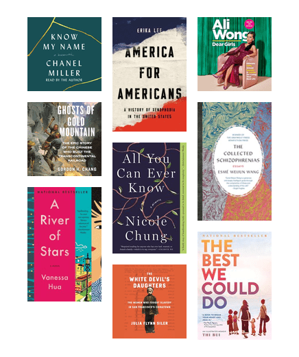 Asian Pacific Islander American Heritage Month 2020: Non Fiction