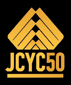 JCYC 50th Logo