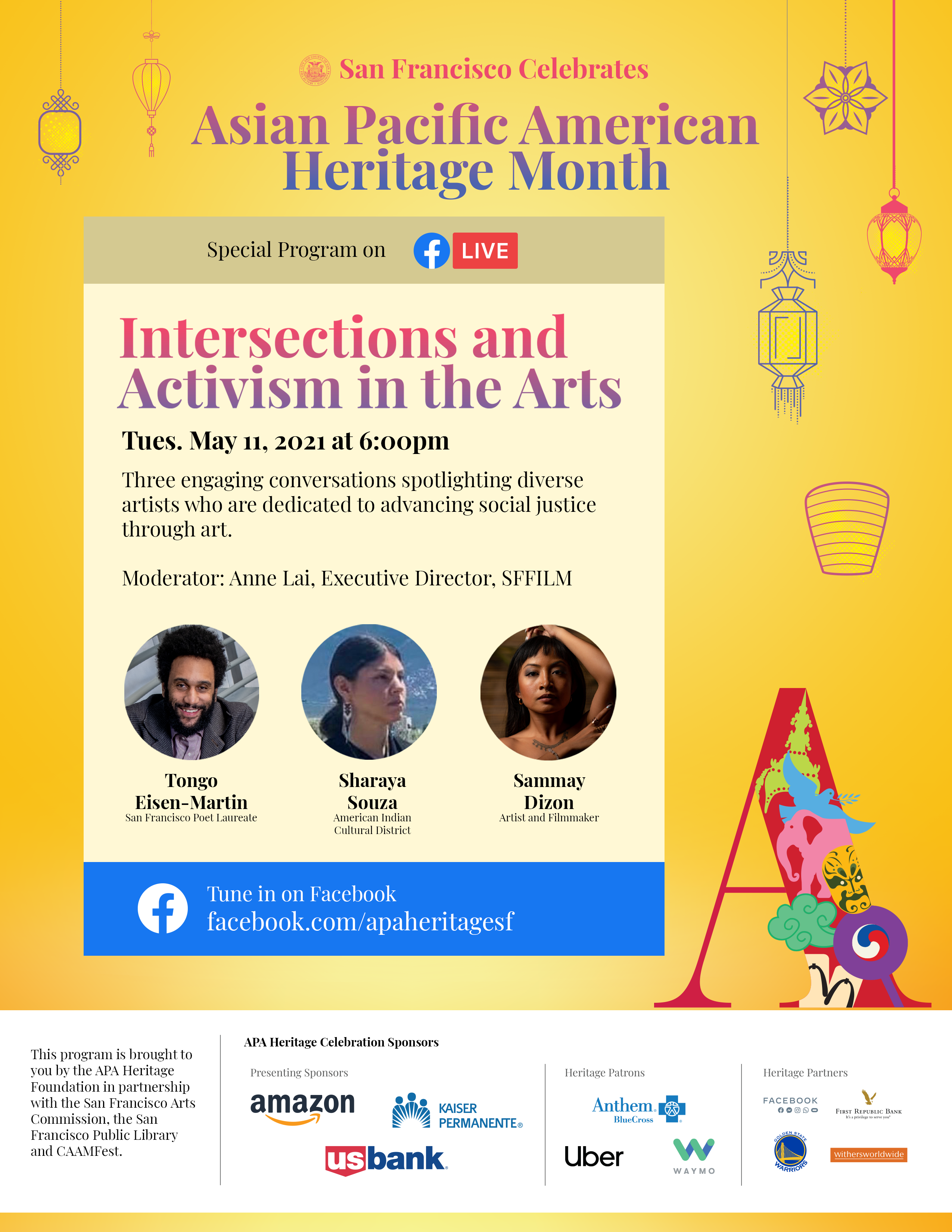 Intersections and Activism in the Arts