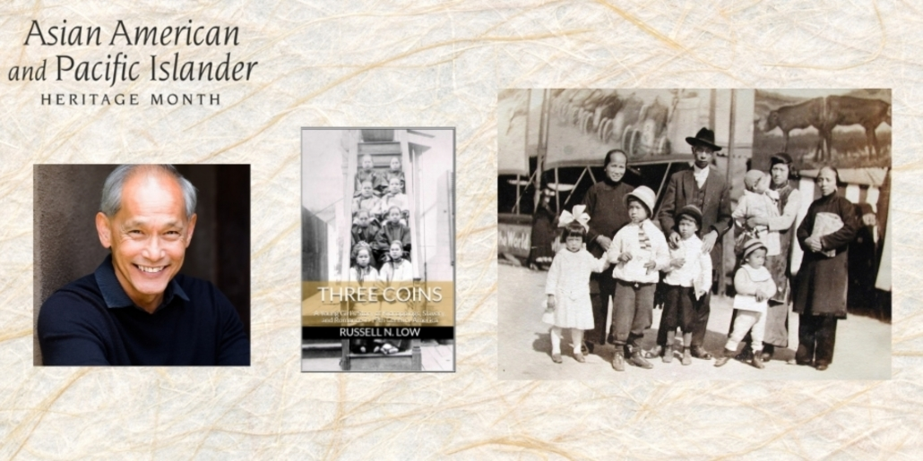 Author: Ripples In Time​, The Spirit of the Early Chinese ​American Pioneers One Family's Story