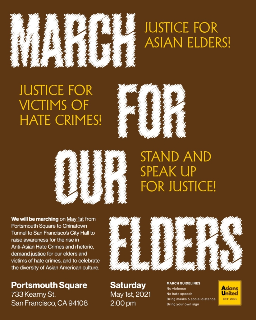 March For Our Elders
