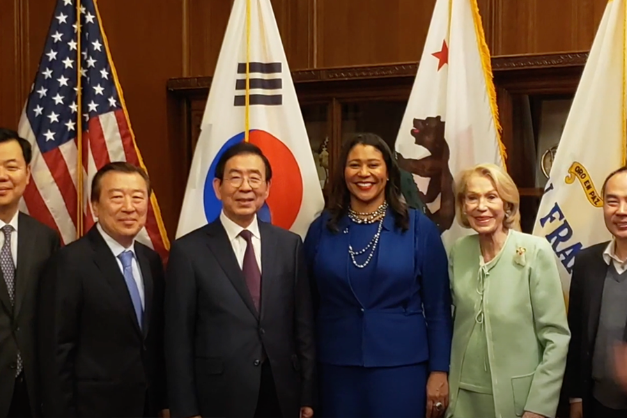 San Francisco - Seoul Sister City Committee