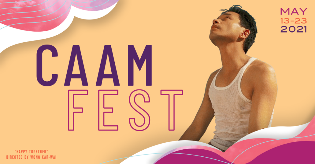 WELCOME TO CAAMFEST 2021