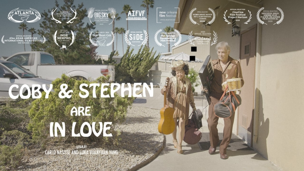 Film Social: Coby and Stephen are in Love