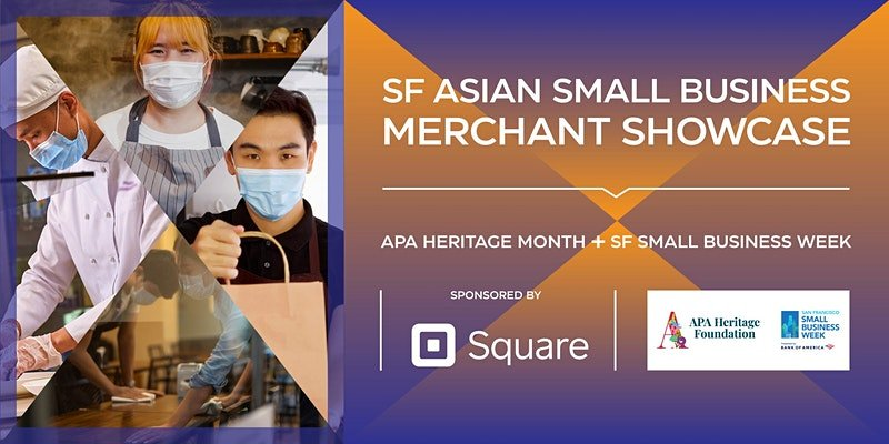 SF Asian Small Business Merchant Showcase