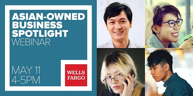 Wells Fargo Community Series: Asian Small Business Spotlight