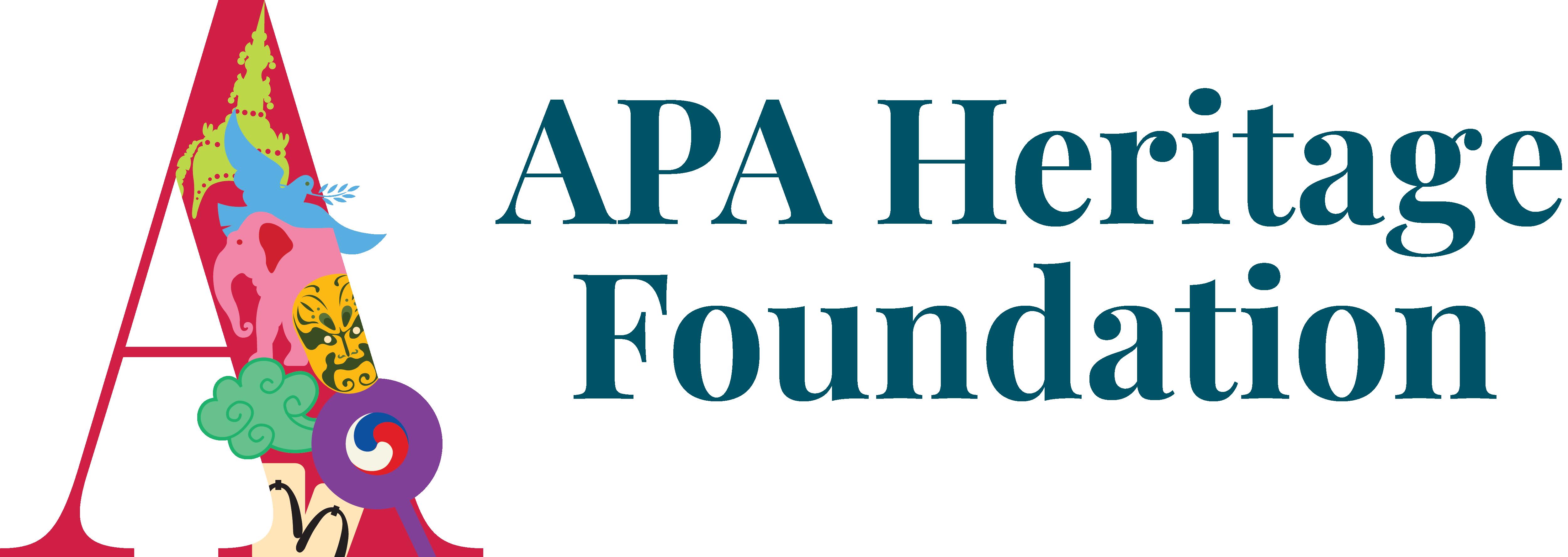 APA Heritage Foundation logo